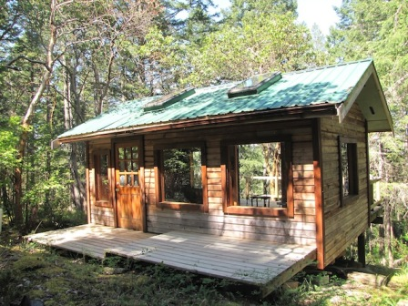Cabin For Sale Ruxton Island BC
