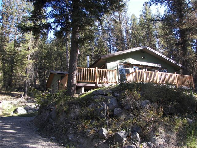 Missezula Lake Cottage - Princeton BC