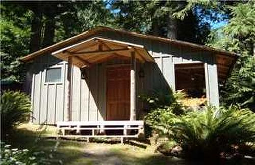 Cabin For Sale Pender Island BC