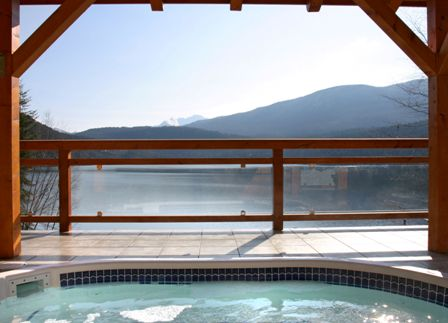 Siver Tip Lodge - Quesnel Lake BC