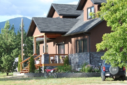 Jaffray Vacation Home -East Kootenay Region BC