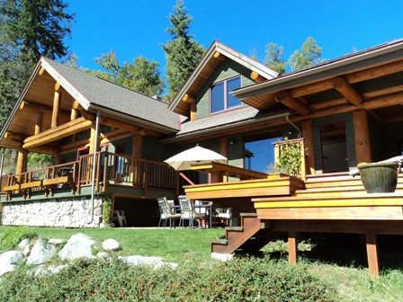Kootenay Shores Vacation Home