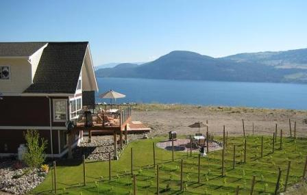 Okanagan Lake Vacation Rentals - Kelowna BC