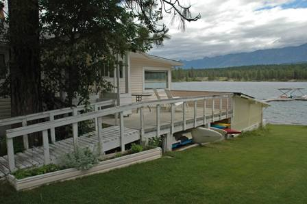 Wasa Lake retreat