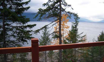 Purcell Beach House Kootenay Lake