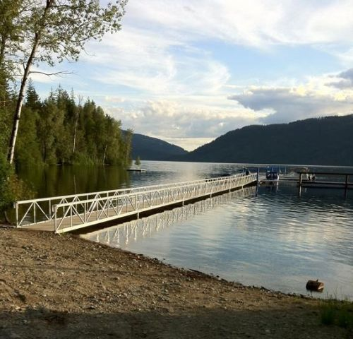 Vacation Home For sale Anesty Arm Shuswap Lake