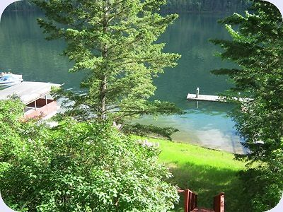 Adams Lake Cottage For Sale