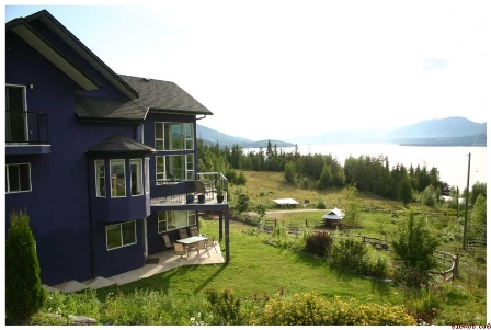 Eagle Bay Shuswap Lake Property For Sale