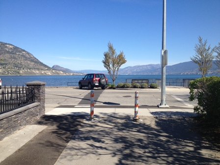 Penticton Town House - Okanagan Lake