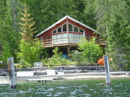 Cabin For Sale Adams Lake BC
