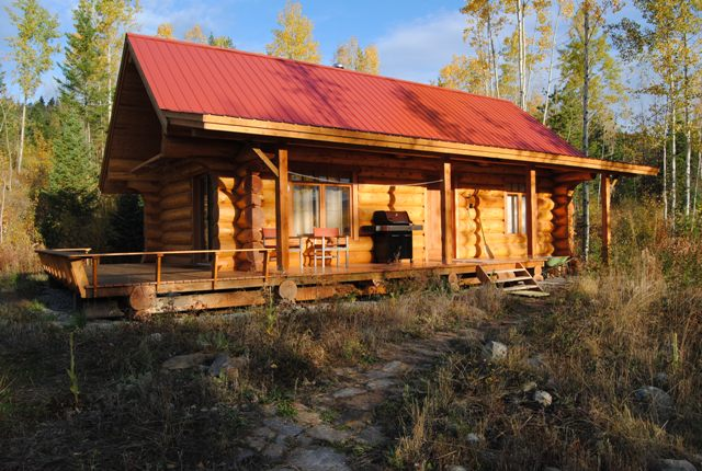 Estaqualin Cabin Retreat - Monte Lake