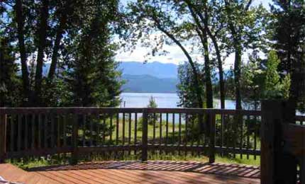 Sunshine Point Cottage - Kootenay Lake