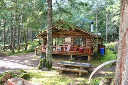 Log Cabin For Sale Shawnigan Lake