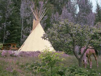 Tipi For Rent